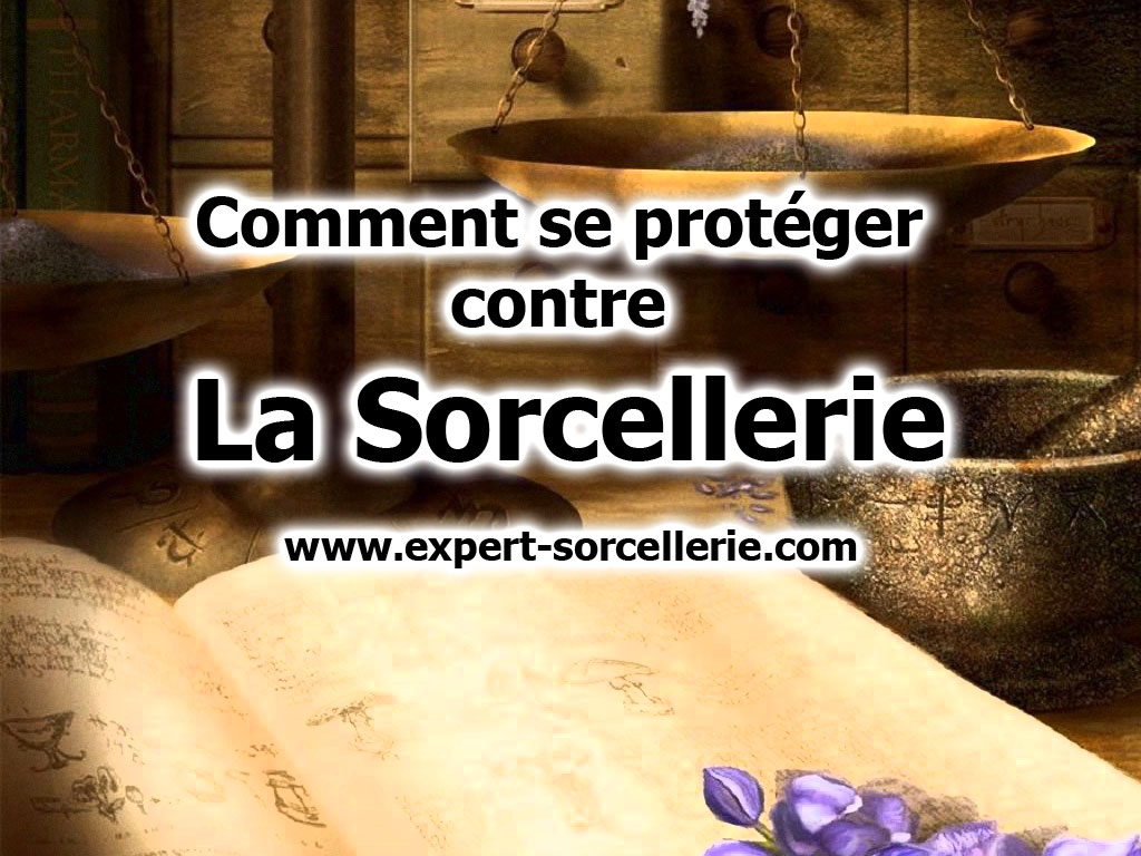 sorcellerie rituel protection