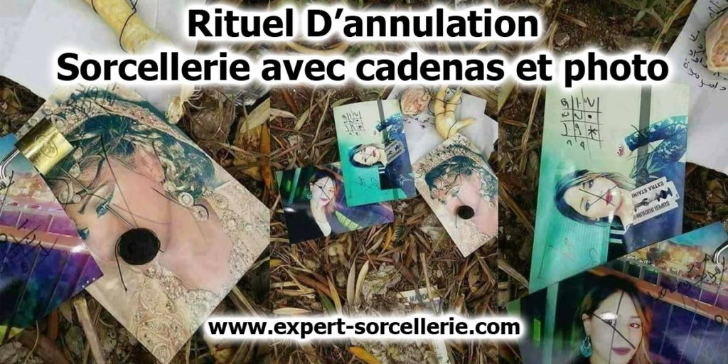 sorcellerie rituel
